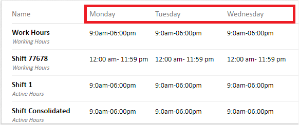 AVLView business hours