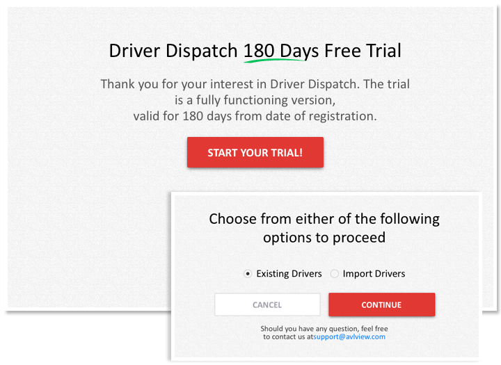 Driver Dispatch